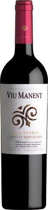2018, Viu Manent Cabernet Sauvignon Gran Reserve, 14,0 % Vol.